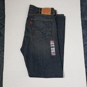 Levi's 505 Regular Fit Jeans Men's Sz. 38 …